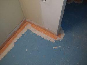 Flooring Restoration Work