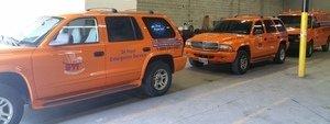 Water Damage Salem Suvs At Warehouse