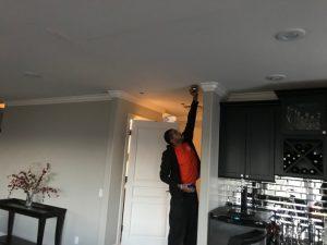 911-restoration-checking-roof-Virginia-Beach